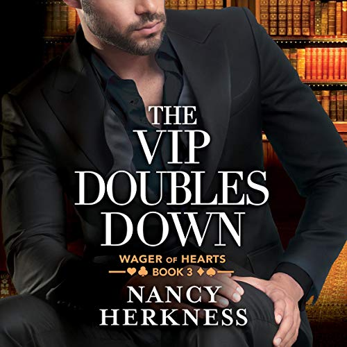 The VIP Doubles Down audiobook cover art