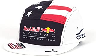 2708dd14902 Red Bull Formula 1 Racing 2017 Daniel Ricciardo Special Edition USA Grand  Prix Hat