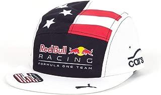 Red Bull Formula 1 Racing 2017 Daniel Ricciardo Special Edition USA Grand Prix Hat