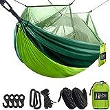 Hieha Double & Single Mosquito Net Hammocks