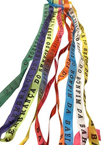Brazilian Good Luck Wish Bracelets from Salvador Brazil (10x) - Classic Size