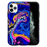 Kult Funda iPhone 12 Pro MAX Design: Pandoras Box, Caso para Case For iPhone 12 Pro MAX, Designer Luxury Fashion Lifestyle [Anti-Rasguño Protección de Esquina Protector Completo]