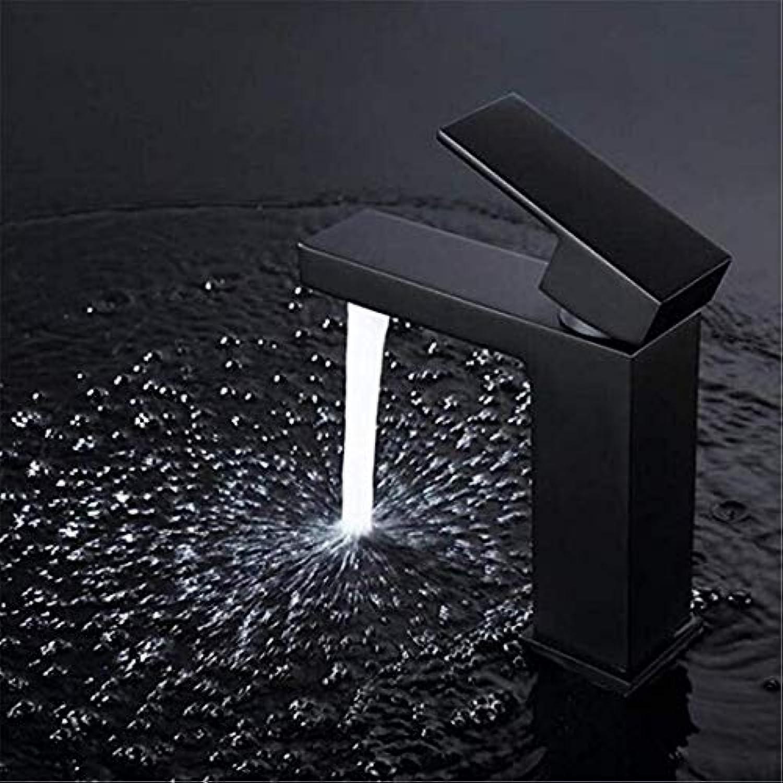 Modern Hei Und Kalt Wasserhahn Vintage überzugwasserhhne Waschtischarmatur Alle Kupfer Backen Schwarze Farbe The Sink Tap