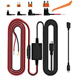 Best Dash Kits With Wires - Dash Cam Hardwire Kit, Micro USB & Mini Review