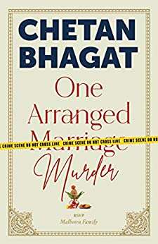 One Arranged Murder by [Chetan Bhagat]