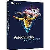 Corel VideoStudio 2021 Ultimate | Logiciel de Montage Vidéo et Cinéma||Ultimate|1 appareil|licence perpétuelle|PC|Disque