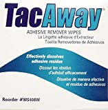 Skin-Tac-H Adhesive TacAway Remover Wipes, 50 count...