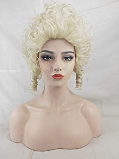 Best white updo wig Reviews