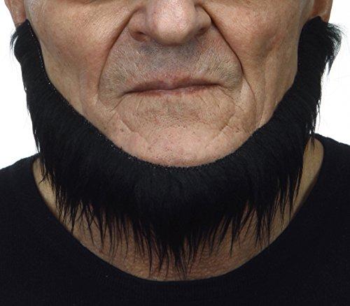 Mustaches Short Black Mormon Beard