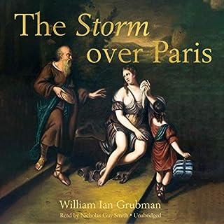 The Storm over Paris audiobook cover art