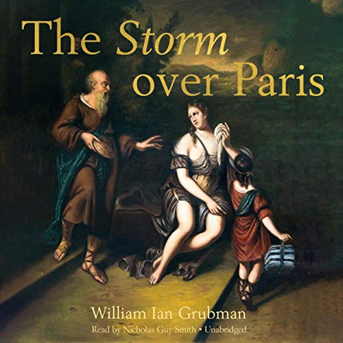 Page de couverture de The Storm over Paris