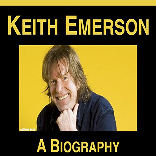 Keith Emerson cover art