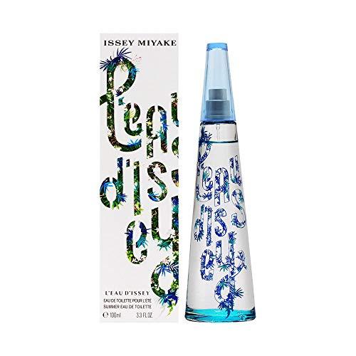 Issey Miyake, Agua de colonia para mujeres - 100 ml.