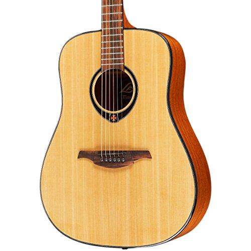LAG T66D Standard Range Dreadnought Acoustic Guitar