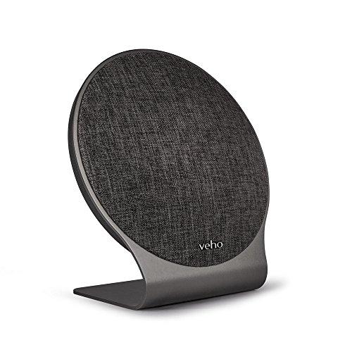 Veho M10 Drahtloser beweglicher Bluetooth Lautsprecher (VSS-016-M10) silber
