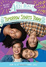 andi mack tomorrow starts today book