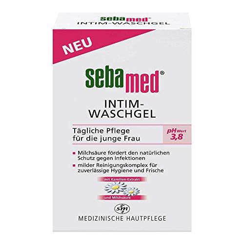 Sebamed Intim Waschgel pH 3,8 für die junge Frau 200 ml 1er Pack