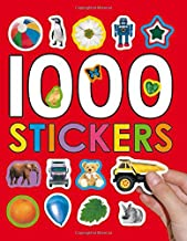 1000 Stickers (Sticker Activity Fun)