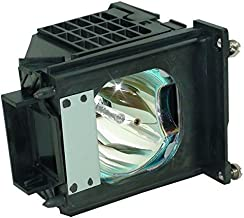 Ahlight 915P061010 Replacement Lamp With Housing For Mitsubishi 915P061010, WD-65733, WD-57733