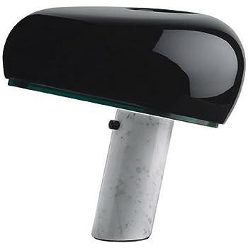 Flos Snoopy Lampada, E27, 105 watts, Nero