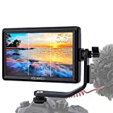 Feelworld FW568 カメラ用液晶モニター 5.5インチIPS 超薄型 1920x1080 HD オンカメラ ビデオモニター 4K HDMI信号出力 一眼レフ カメラ撮影確認用 DSLR カメラフィールドモニター ビデオピーキングフォーカスアシスト【一年間保証&日本語設定可能】