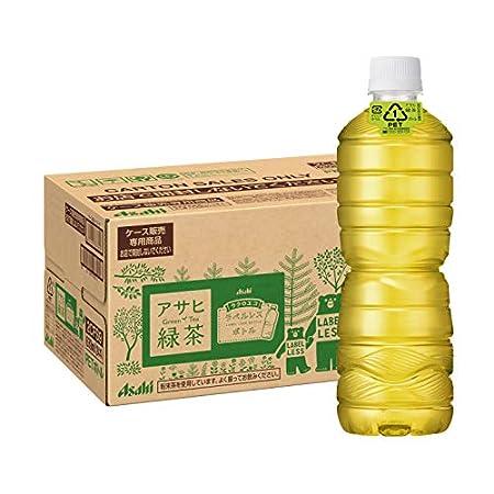 【売れてます!】アサヒ 緑茶 ラベルレスボトル 630ml×24本 1,206円(50.2円/本)! プライム会員は送料無料!