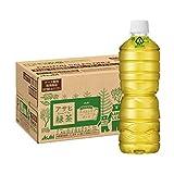 「アサヒ 緑茶」 ラベルレスボトル 630ml×24本