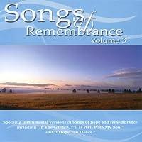 Vol. 3-Songs of Rememberance