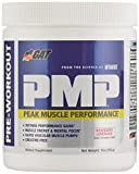 GAT PMP (Peak Muscle Performance), Next Generation Pre Workout Powder for Intense Performance Gains, Raspberry Lemonade, 30 Servings, 9 Ounce