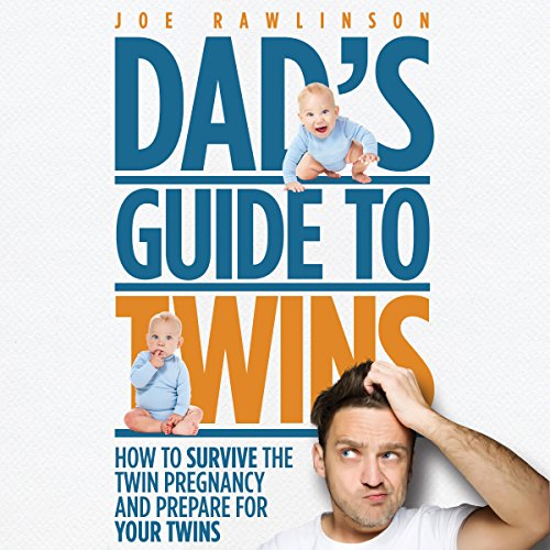Dad's Guide to Twins audiobook cover art