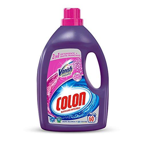 Colon Vanish Powergel - Detergente para lavadora con quitama