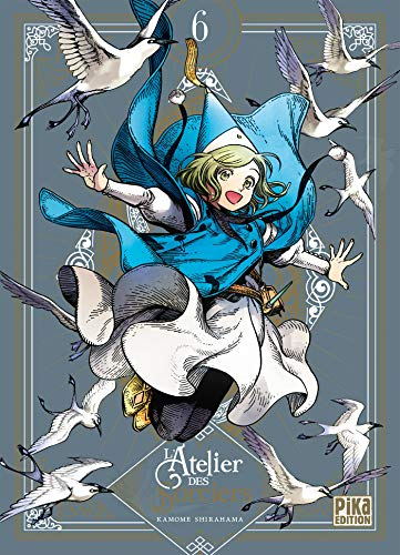 L'Atelier des Sorciers Edition collector Tome 6