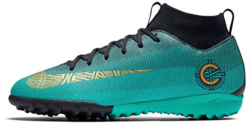 Nike CR7 Mercurial SuperflyX 6 Academy Kid's Turf Shoes (5.5 Big Kid US M)