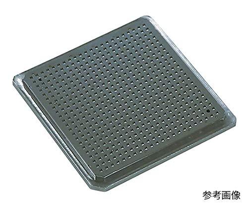 アズワン チップトレー メタル積層タイプ (1.65×1.65mm・194ポケット) TLC-0201-16