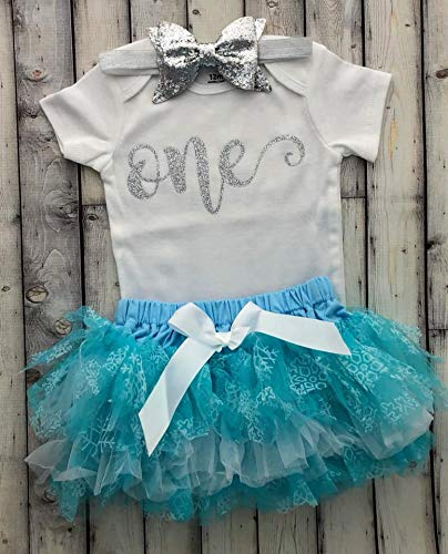 1st Birthday Girl Outfit Gray and Silver Birthday Outfit Winter Cake Smash Outfit Winter Onederland 1st Birthday Snowflake Birthday