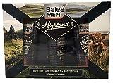 Balea Men Highland Geschenkset Duschgel, Deodorant, Bodylotion 3 tlg.