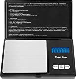 Best Pocket Scales - Digital Pocket Scale 500 x 0.01g, Mini Scales Review