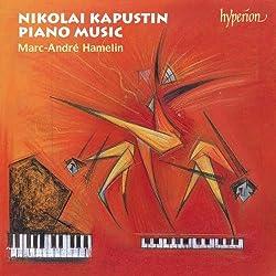 Kapustin : Piano music.