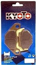 Cyleto Plaquettes de frein arri/ère pour KAWASAKI GPZ‿500 GPZ500S EX500 1994 1995 1996 1997 1998 1999 2000 2001 2002 2003//KX500 KX 500 1987 1988