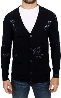 Suéter de Lana Azul