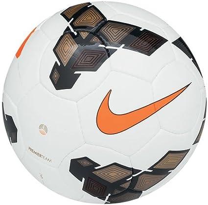 Quejar Adviento Prematuro  Nike Premier Team FIFA Balón de fútbol, Unisex, Blanco/Naranja, 5:  Amazon.es: Deportes y aire libre