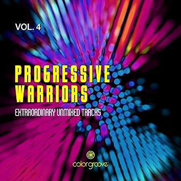 Progressive Warriors, Vol. 4 (Extraordinary Unmixed Tracks)