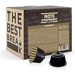 Pack de 48 cápsulas Ginsen Note d'Espresso