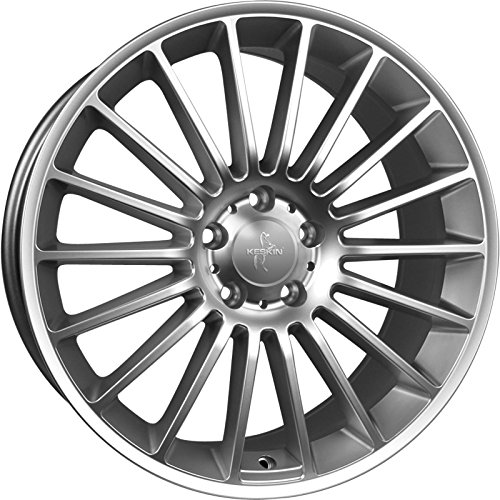 KESKIN KT15 LIGHT HYPER 9,5x20 ET45 5.00x112.00 Hub Hole 66.60 mm - Alu felgen