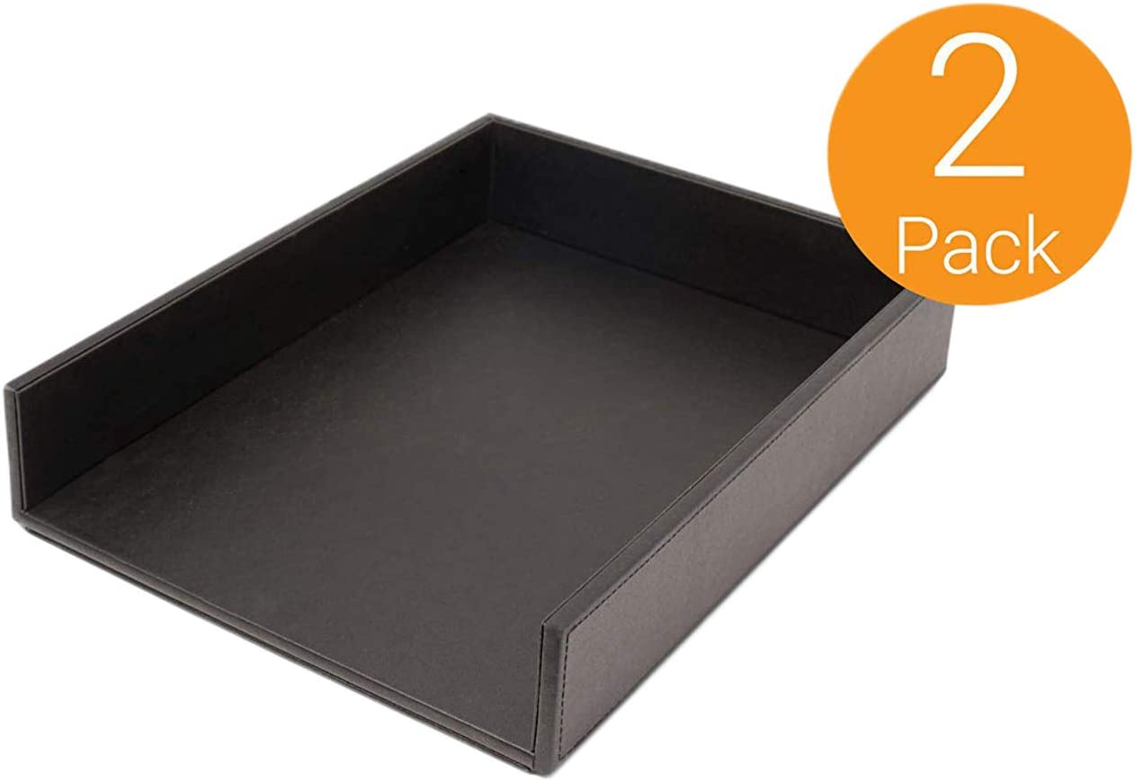 Personal Employee Office Supplies and Accessories Leatherette Desk ...