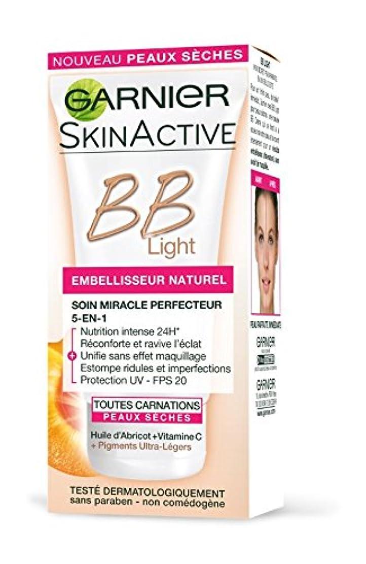 許される差し控える多くの危険がある状況Garnier Skin Active BB Light