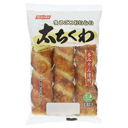 [冷蔵] 日本水産(ニッスイ) まるごとおいしい太ちくわ 150g