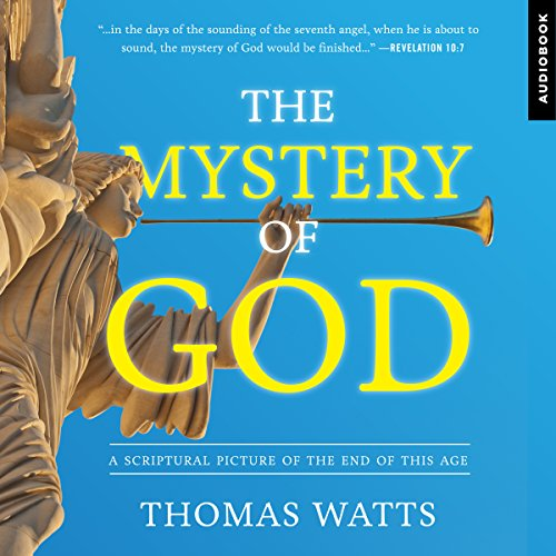 The Mystery of God audiobook cover art