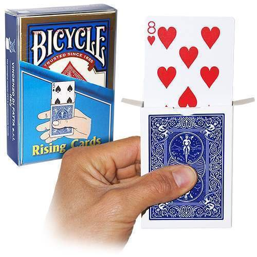 Bicycle Rising Cards - Bicycle Kartenspiel - Zaubertricks und Magie