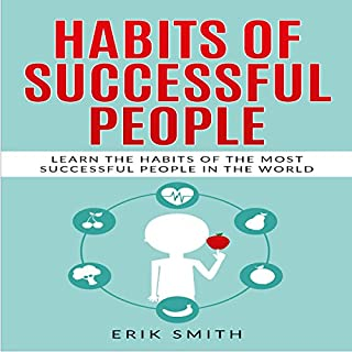 Habits of Successful People audiobook cover art
